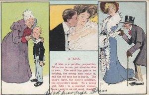 AS: A Kiss , 1909