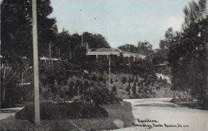 Illinois Peoria Pavilion Bradley Park Peoria 1910