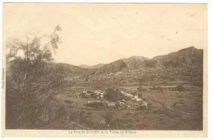La Base de KIFANE et la Vallee du M'Soun, Morocco, 1921
