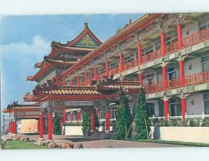 Pre-1980 PAVILION OF GRAND HOTEL Taipei Taiwan China F6383