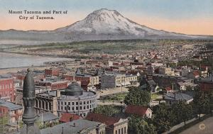 Mount Tacoma and Part of City of TACOMA, Washington, 00-10s
