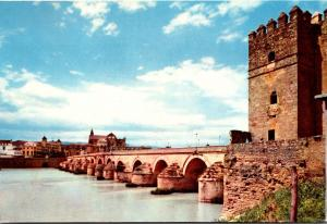 Spain Cordoba Roman Bridge