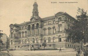 Spain Bilbao Palacio del Ayuntamiento 06.84
