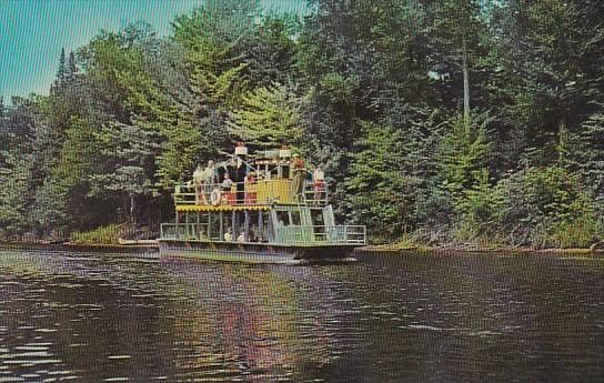 New York Old Forge Show Boat Cruise