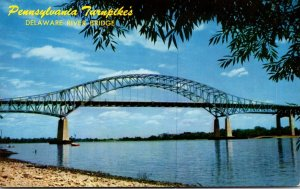 Pennsylvania Turnpike Delaware River Bridge