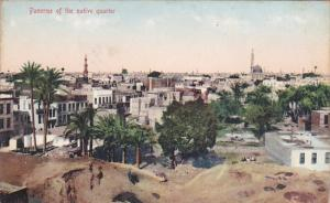CAIRO , Egypt , 00-10s ; Panorama of Native Quarters