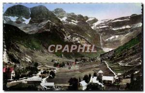 Gavarnie - Generale view - Old Postcard