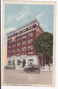 PETERSBURG , Virginia , 1910s; Hotel Petersburg