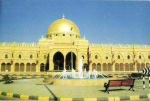 united arab emirates, SHARJAH, Al Majjarah Souq (1980s)