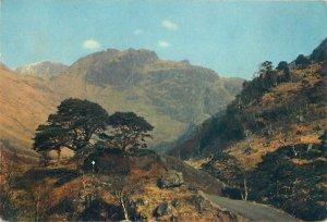 Postcard Uk Scotland Glen Nevis Fort William Inverness shire