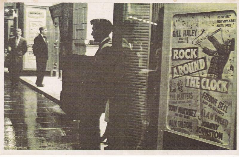 Nostalgia Postcard Collectors Club Rock Around The Clock