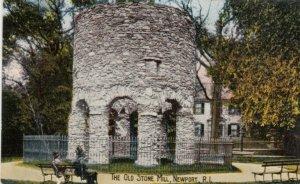 NEWPORT , Rhode Island , 1901-07 ; The Old Stone Mill