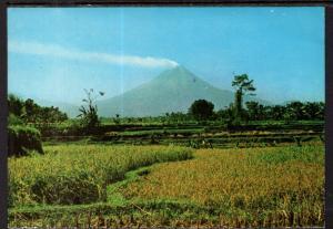 Merapi Volcano Near Yogyakarta,Indonesia BIN