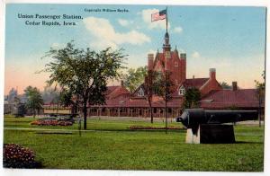 Union Station, Cedar Rapids IA