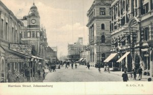 South Africa Harrison Street Johannesburg 05.33