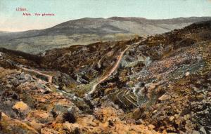 Lebanon Liban Araye Vue Generale Panorama Postcard