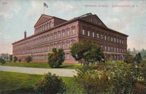Washington D C Pension Bureau