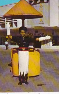 Fiji Suva Traffic Policeman
