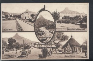 South Africa Postcard - Views of Sea Point, Cape Town    RS15782