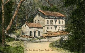 NY - Sleepy Hollow, Catskills. Rip Van Winkle House