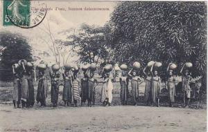 DAHOMEY ; PU-1908, Femmes dahommeenes