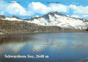 Malta Kaernten Schwarzhorn See Lake Mountain Preimel Sp Hochalmspitze