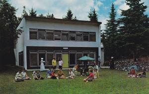 St-Donal , Quebec , Canada , 1950-60s ; Camp Mere M.-L. Clarac