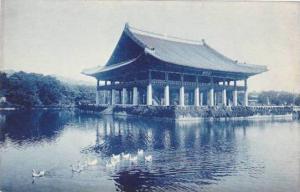 Keikairo, Banqueting Hall, Keifuku Palace, Keijo (Seoul), Korea, 10-20s