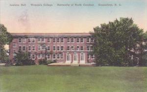 North Carolina Greensboro Jamison Hall Univ Of North Carolina Albertype