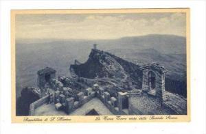 Repubblica di San Marino, Panorama, 1900-1910s #3
