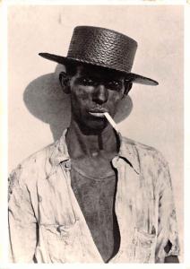 Dockworker - Cuba