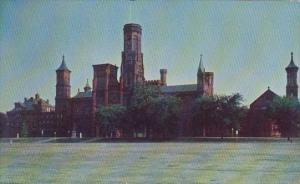 The Smithsonian Institution Building Washington D C