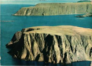 CPM AK Nordkapp - North Cape - The North Cape Plateau NORWAY (779923)