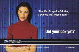 United States Postal Service Got Your Box Yet?