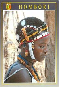 Mali Hombori dogon ethnic type coiffure