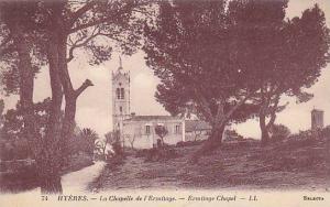 Hyères , France , 00-10s ; Ermitage Chapel