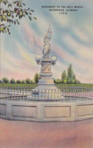 Alabama Enterprise Boll Weevil Monument