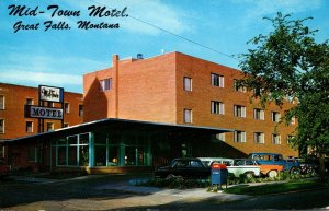 Montana Great Falls Mid-Town Motel