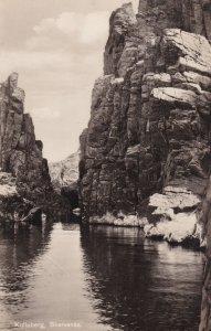 Skarven AS Bergen Norway Kullaberg Old Postcard