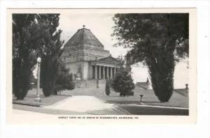 RP  Melbourne , Australia, 30-40s   Shrine of Remembrance