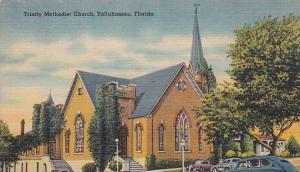 Florida Tallahassee Trinity Methodist Church