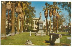 USA, Long Beach, California, Lincoln Park, unused Postcard