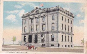 DEVIL'S LAKE, North Dakota, 1910-1920s; Post Office