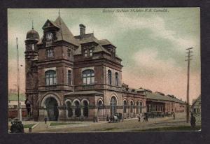 NB Railroad Station Depot ST JOHN NEW BRUNSWICK Canada