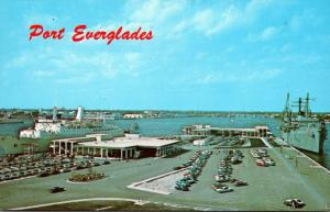 Florida Fort Lauderdale Port Everglades