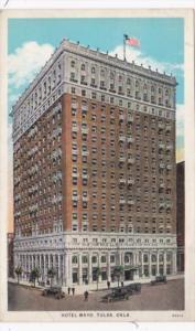 Oklahoma Tulsa Hotel Mayo Curteich