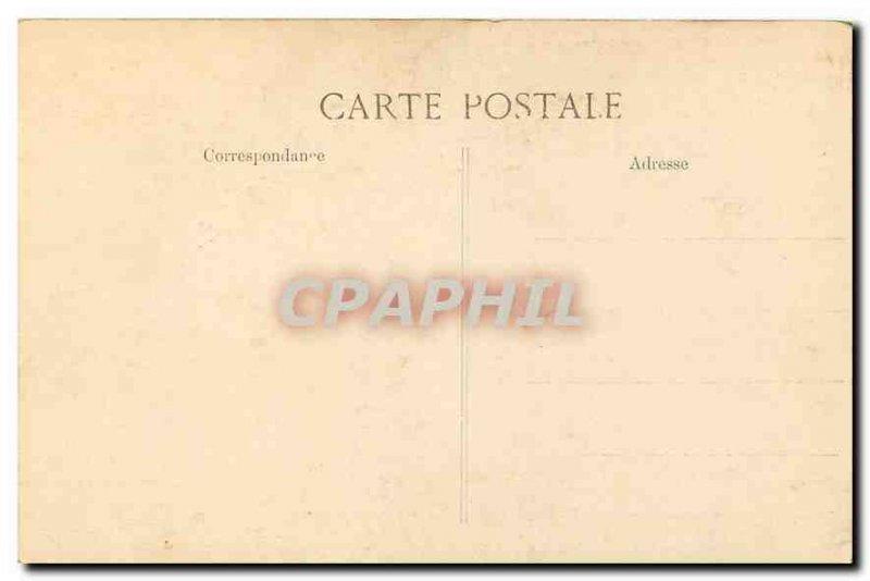 Old Postcard Marseille Museum of Longchamp Pierre Puget Milon of Croton
