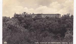 RP; Castillo de Chapultepec, Mexico, Distrito Federal, 00-10s