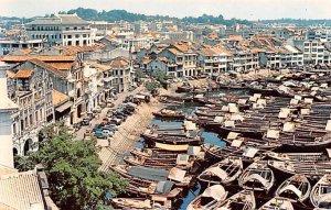 Boat Quay Singapore Unused