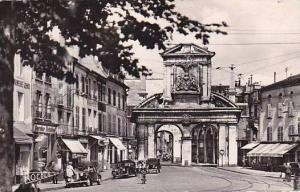 France Nancy Porte Saint Nicholas Real Photo